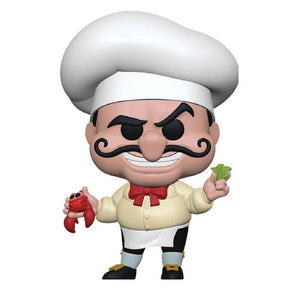 The Little Mermaid POP! Disney Vinyl Figure Chef Louis (pre-order)