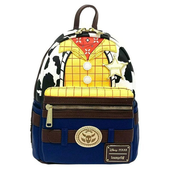 Toy Story by Loungefly Backpack Woody (pre-order)