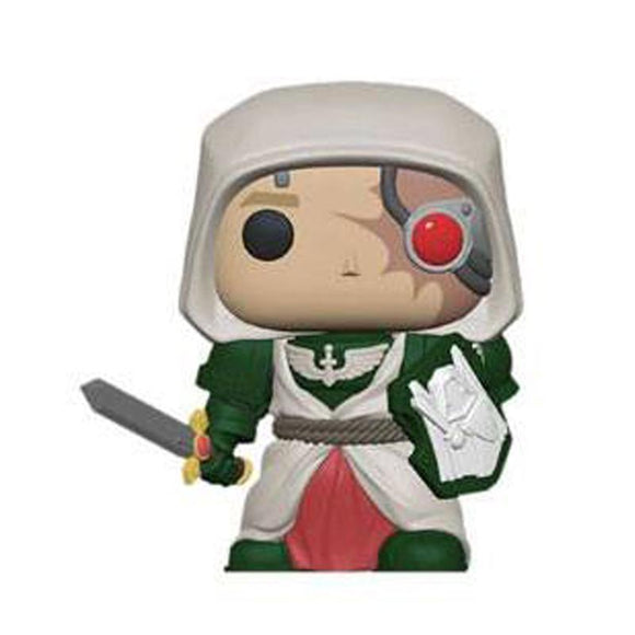 Warhammer 40K POP! Games Vinyl Figure Dark Angels Veteran (pre-order)