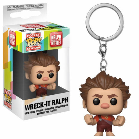 Wreck-It Ralph 2 Pocket POP! Vinyl Keychain Wreck-It Ralph