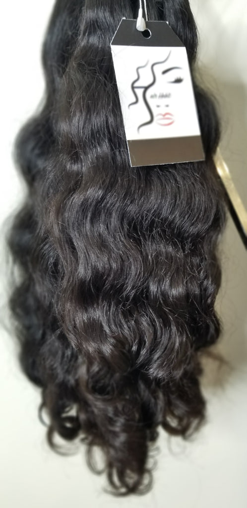 South Indian Raw Curly * Fast Ship