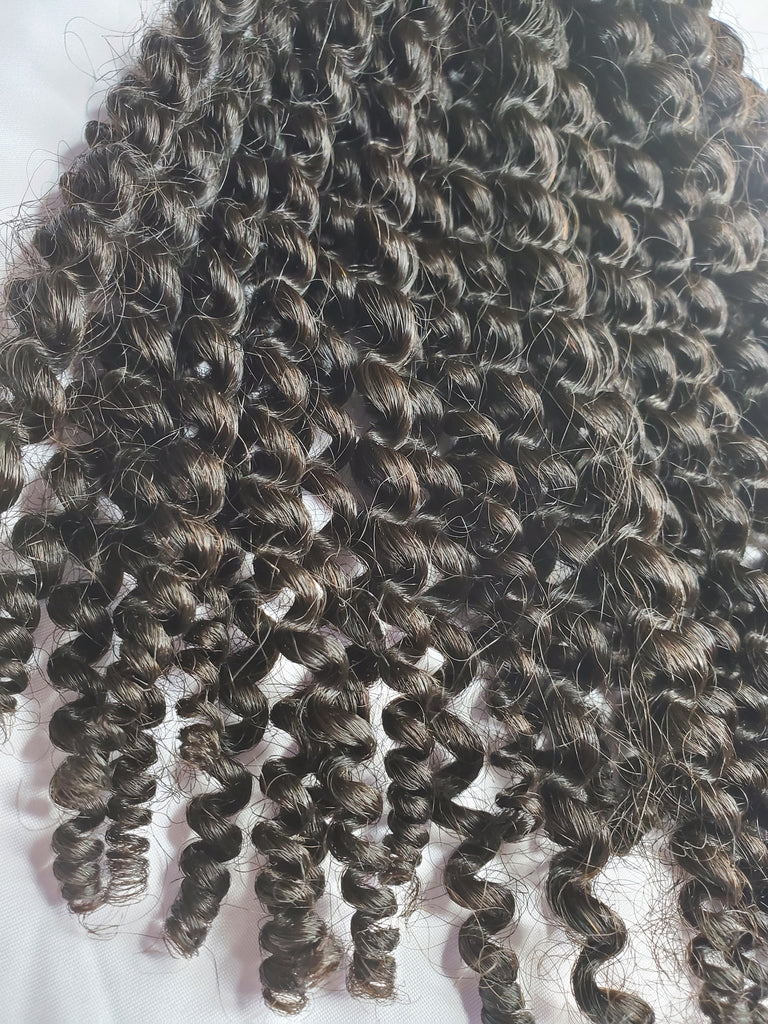 Indian Tight Curl  I-tips * Fast Ship