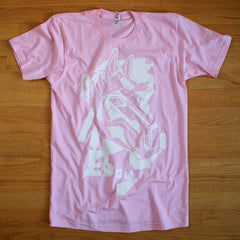 Horsehead Pink T-shirt
