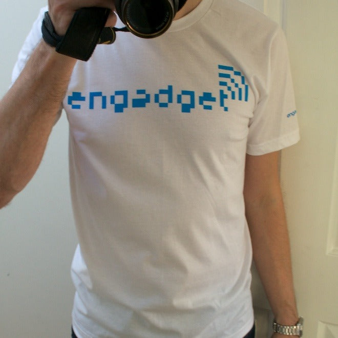 Engadget xtype T-shirt