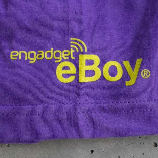 Engadget Minimen Purple