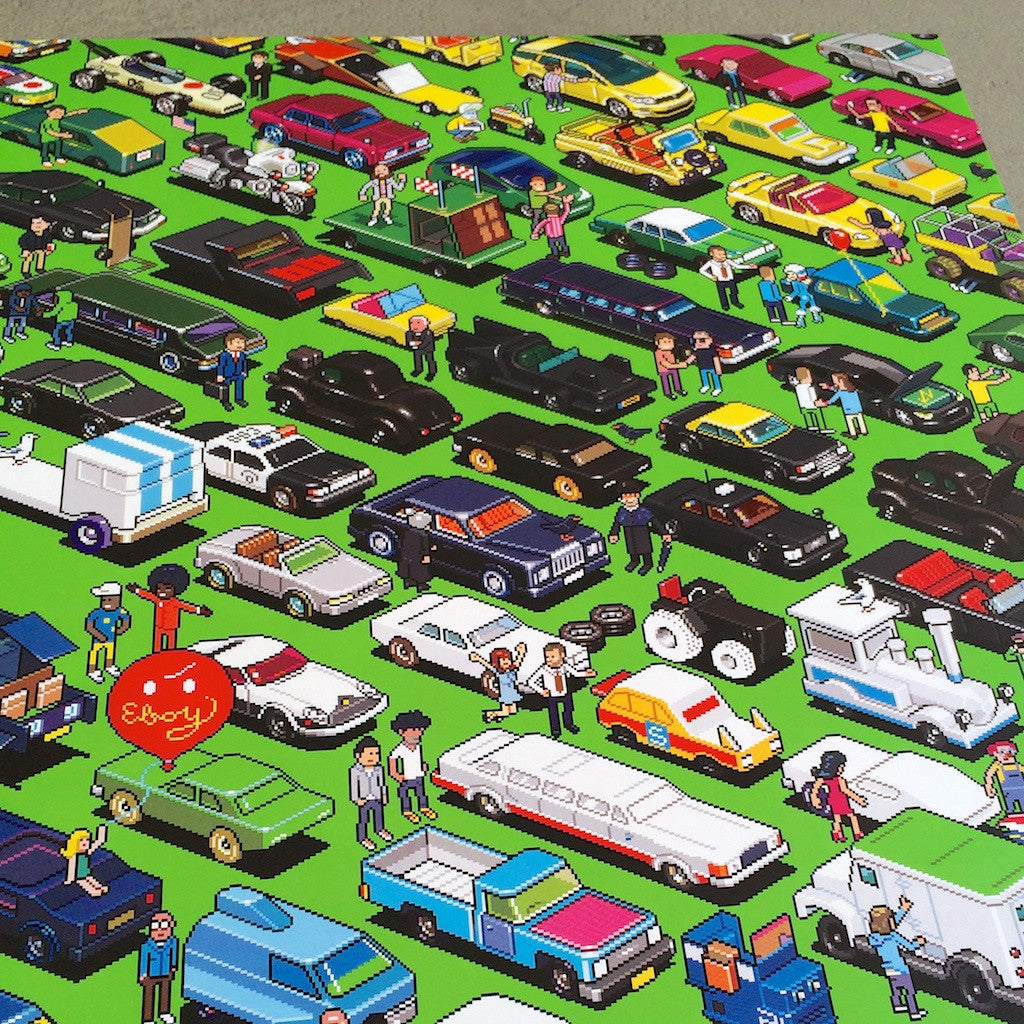 Giftwrap Cars