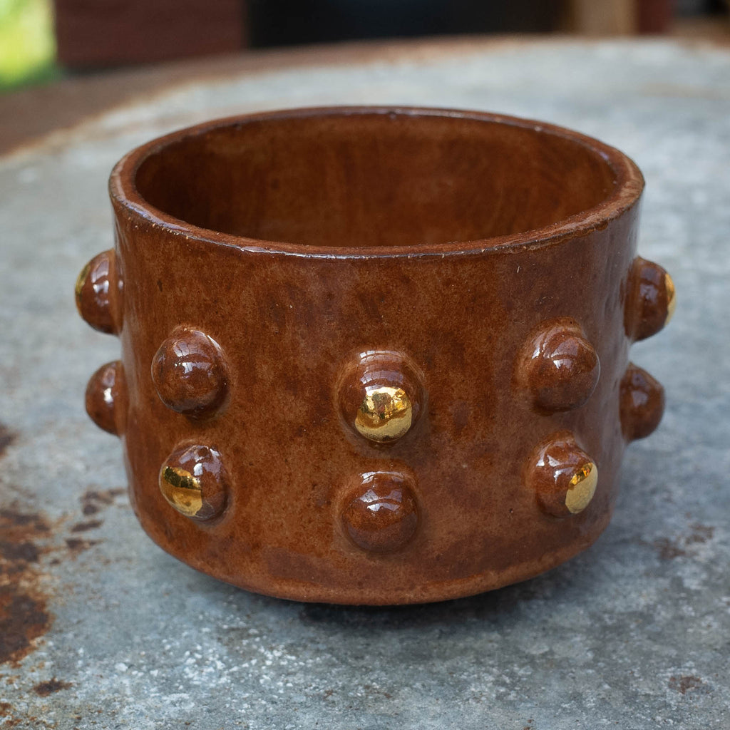 Brown Pearl Cup