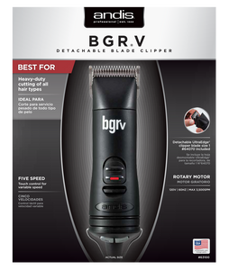 Andis BGR V 5-Speed Detachable Blade Clipper
