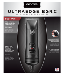 Andis UltraEdge BGR C Detachable Blade Clipper