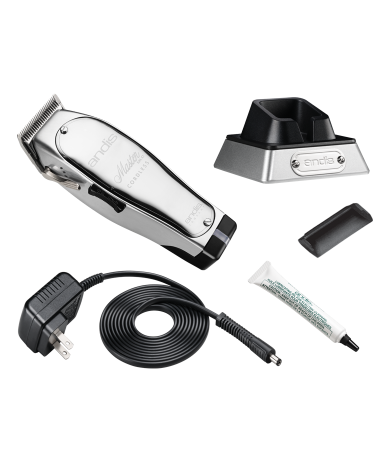 Master® Cordless Lithium Ion Clipper