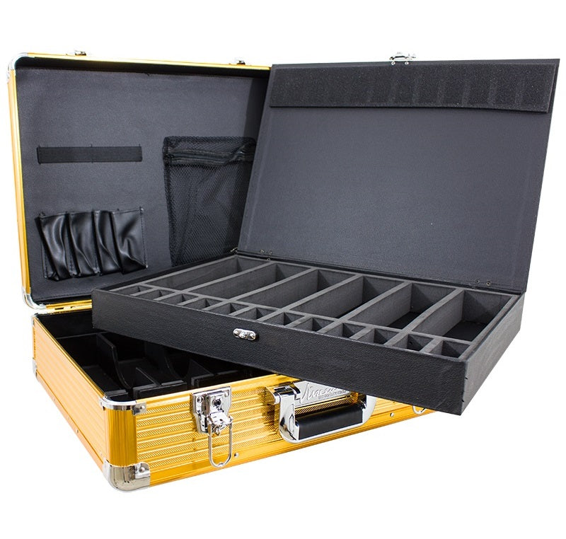 Vincent Limited Edition Large Master Case - Gold