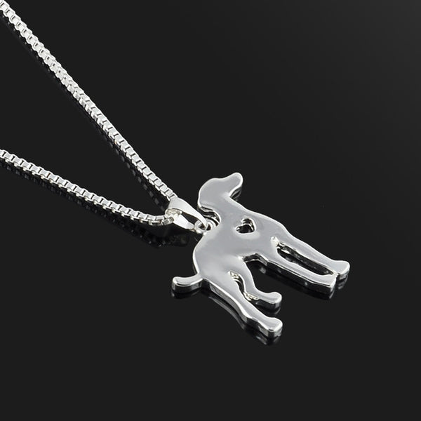 Cute Pet Dog pendant necklace - fashionemy-new