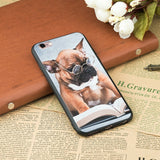 Cover Case For Apple For iPhone 7 X 5S 5 SE 6 S 6S 8 Plus Cat Dog Pattern - fashionemy-new