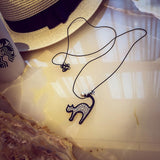 Fashion Hot-Selling Cat Necklace - fashionemy-new