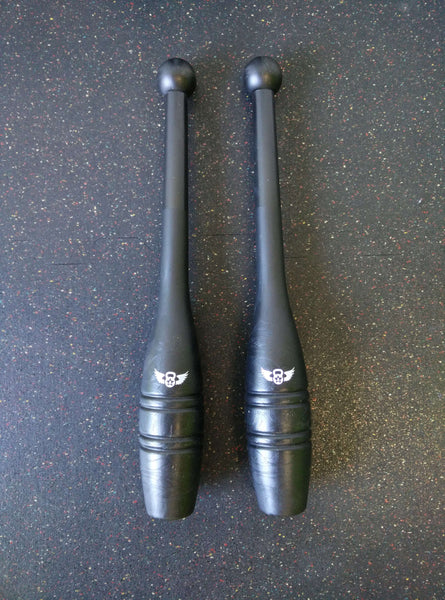 AGATSU POLY INDIAN CLUBS (1 LBs each) - SOLD IN PAIRS