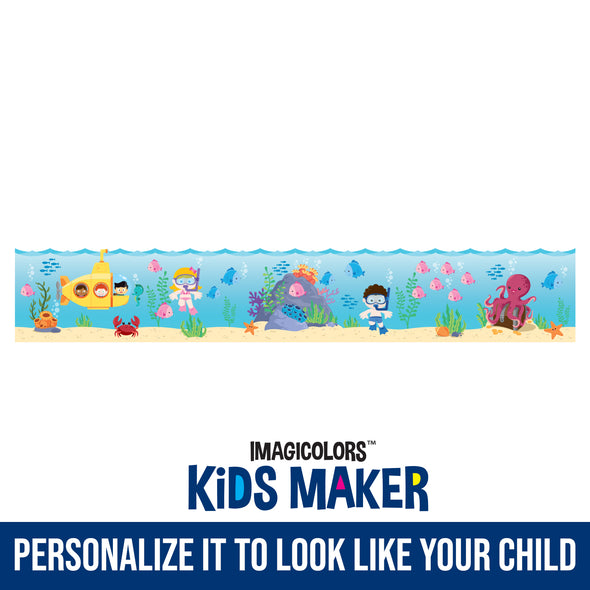 Sea Kids Border