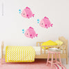 Pink Fishes