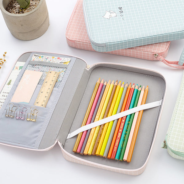 Large Capacity Multifunction Pen Pencil Case