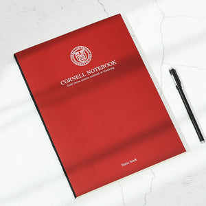 1 Piece A4 Cornell Notebook 80 Sheet Paper kiniyo stationary 3848p