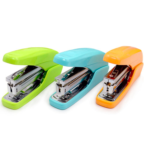 1 Piece Single-finger  Stapler Scrapbooking kiniyo stationary 3816p