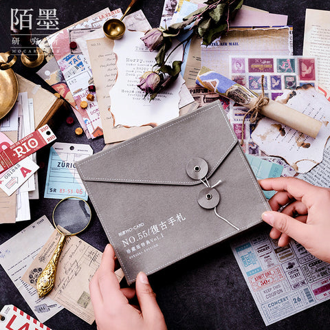 Handwork Material Package No.55 Personal Letter