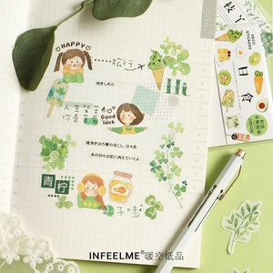 Infeel.Me Clover Series Sticker 10 Style