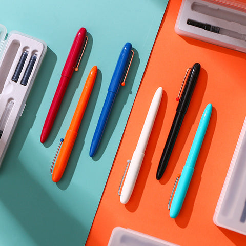 KACO RETRO Fountain Pen Set KINIYO Stationery