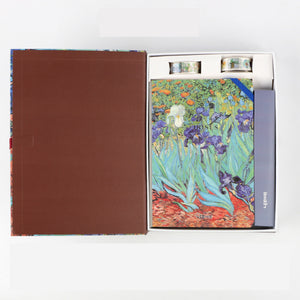 1 Piece Oil Painting A5 Planner Gift Box Set KINIYO Stationery