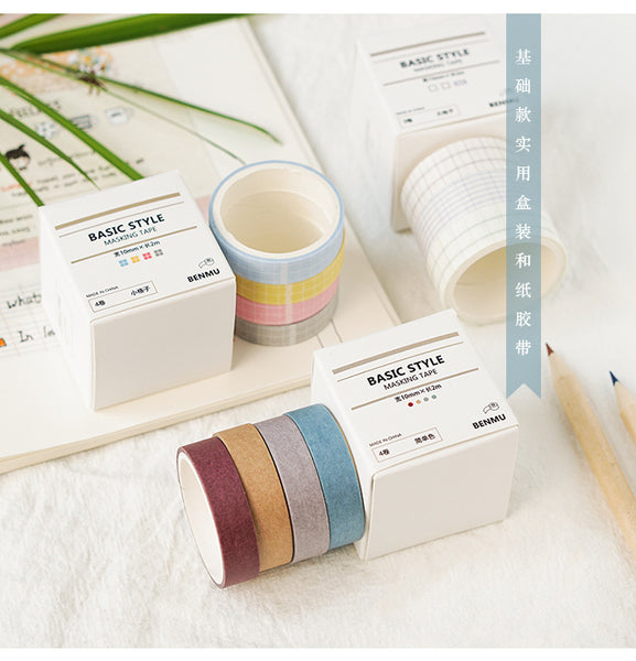 11 Rolls (3box) Washi Tape