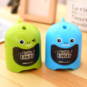 1 Piece Cartoon Electronic Pencil Sharpener KINIYO Stationery