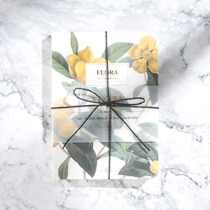 1 Piece Flower Picture Dairy Notebook