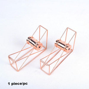 1 Piece Metal Simple Tape Cutter Desk Decoration