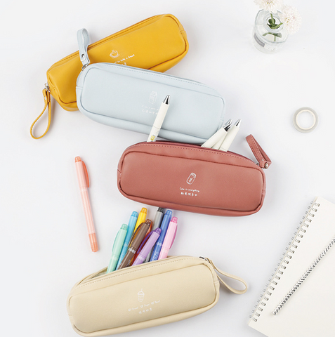 Milky Tea Pen Pencil Case