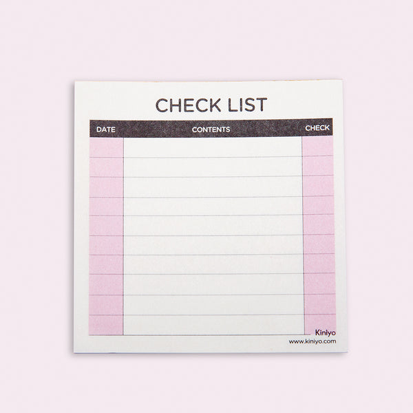 KINIYO 3pcs Daily Plan Writing Pad KINIYO Stationery