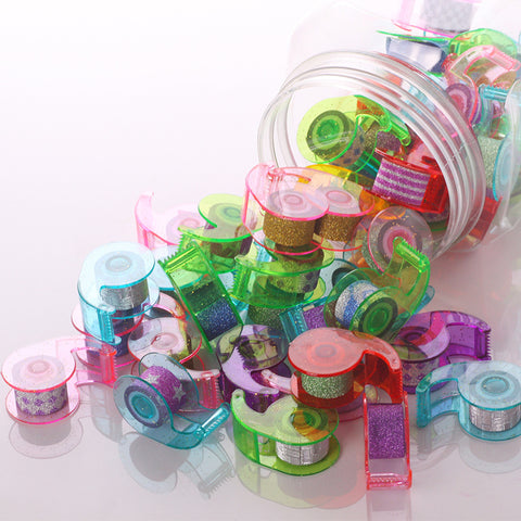 45pcs Mini Colorful Tapes