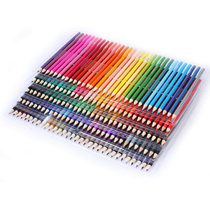 160pcs Oily Color Pencil Freehand Tool KINIYO Stationery