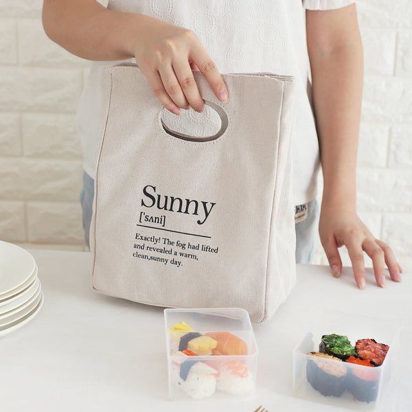 Bento Bag KINIYO Stationery