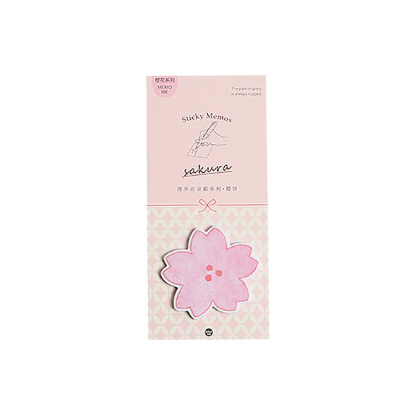 Kyoto Ramble Memo Sticky Note KINIYO Stationery