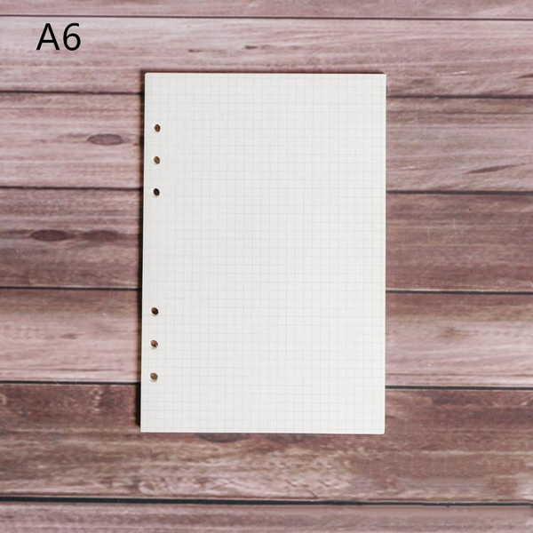 1 Piece 45 Sheets A5/A6 Planner Refill KINIYO Stationery