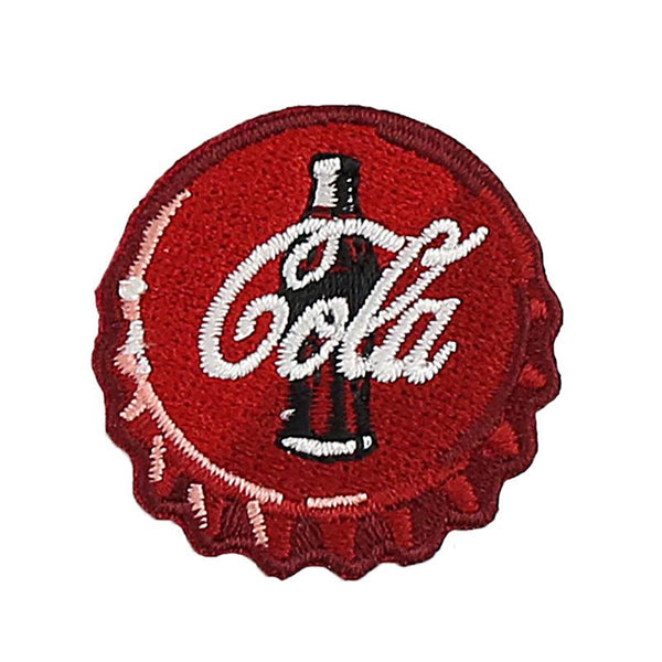 Classic Cola Parches Embroidery Iron on Patches DIY-[variant_title]-MoMoChoice