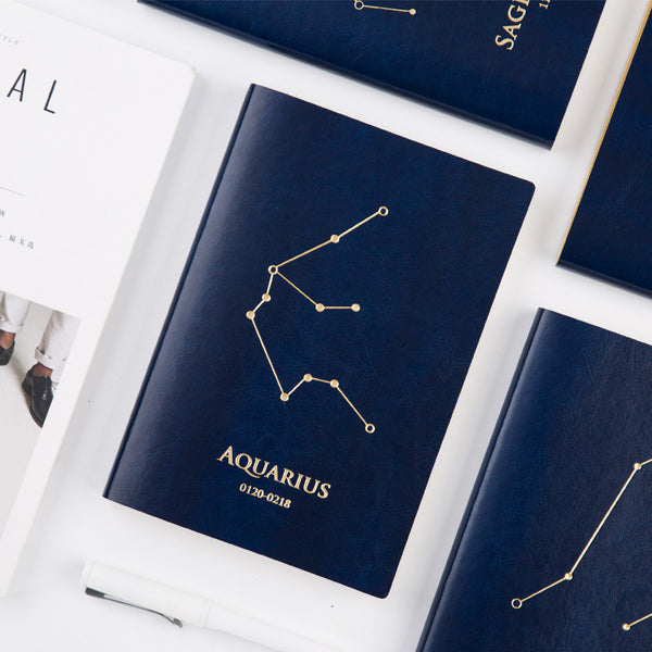 1 Piece Creative Constellation Multifunctional Notebook KINIYO Stationery