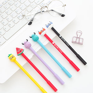 1 Piece 0.5mm Monster Gel Pen KINIYO Stationery