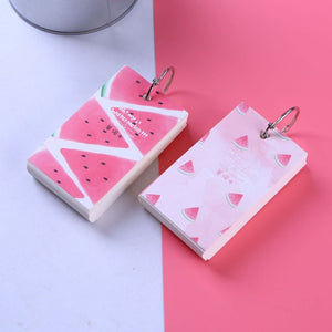 1 Piece 120 Sheets Watermelon Writing Pad KINIYO Stationery