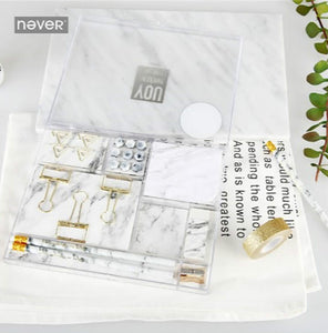 Marble 9 Products Stationery Set