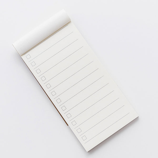 1 Piece Portable Simple Writing Pad