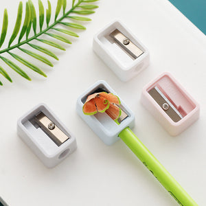 1 Piece Candy Color Pencil Sharpener KINIYO Stationery