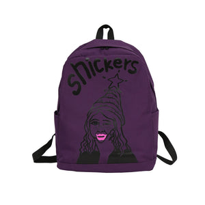 Fashion Girl Large Capacity Backpack