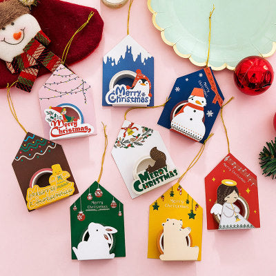 1 Piece Merry Christmas Decoration Tape KINIYO Stationery