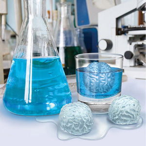 Brain Silicon Ice Cube