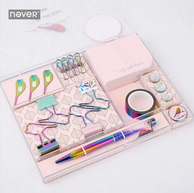 Fly Bird Collection 8 Products Stationery Set